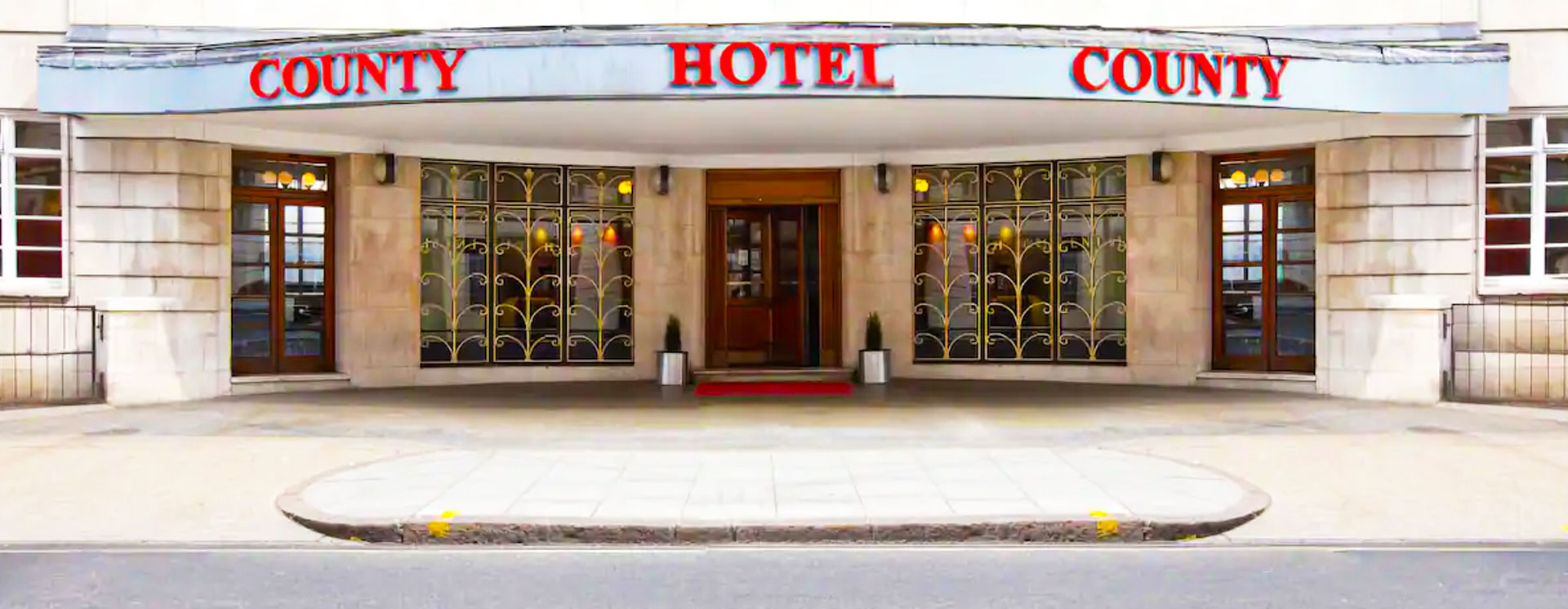 The County Hotel - Budget Hotels near Kings Cross in Central London
